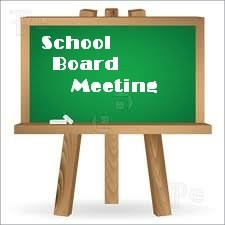 School Board Mtg Clip Art